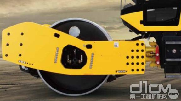 宝马格创新的钢轮框架设计