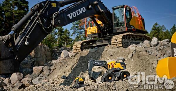沃爾沃建筑設備報告稱,其全球主要市場的銷量都有所增長