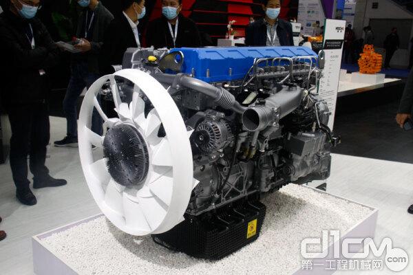 潍柴动力全球首款突破50%热效率的商业化柴油机