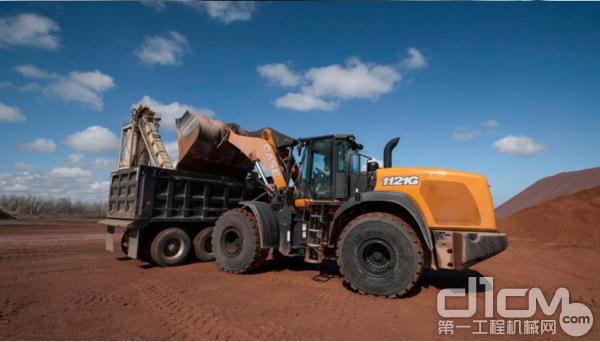 凯斯通过全面的G系列轮式装载机技术增强,提高了轮式装载机的性能、连通性、智能化和正常运行时间
