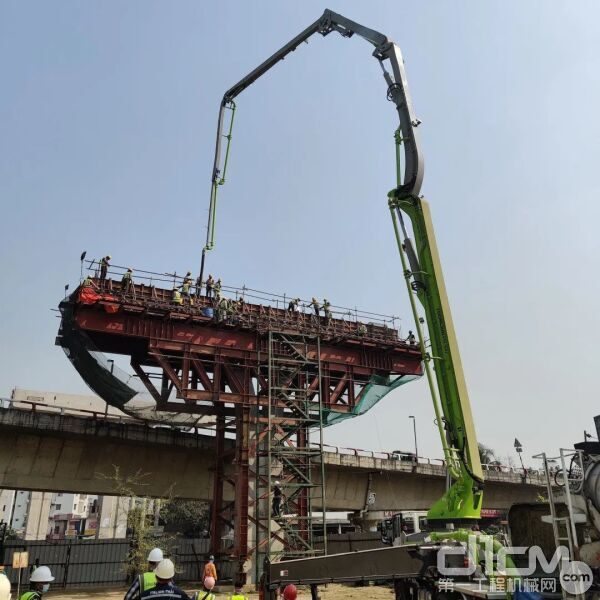 孟加拉国 机场高架快速路项目