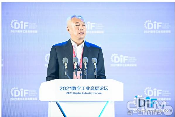 山东省人民政府副省长凌文致辞发言