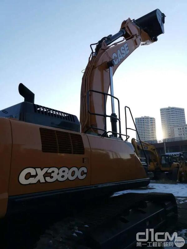 凯斯CX380C