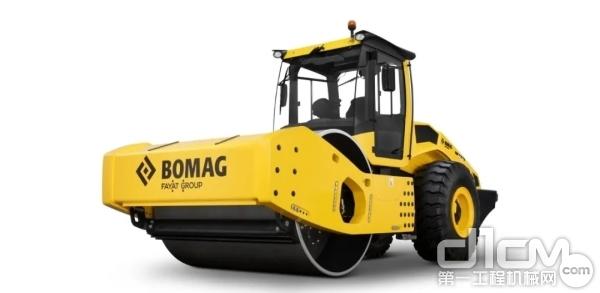 宝马格BW226DH-5单钢轮压路机