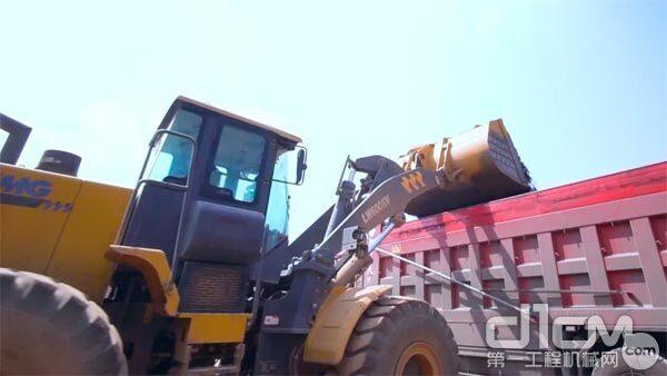 徐工6吨装载机