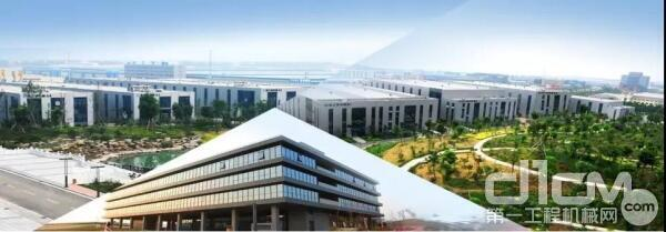 徐工国家级企业技术中心、高端工程机械智能制造国家重点实验室
