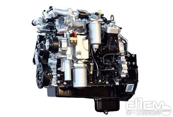玉柴YCS04国六发动机