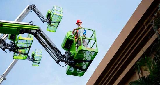警钟需长鸣!中联重科智能高机时刻守护一线工人生命安全