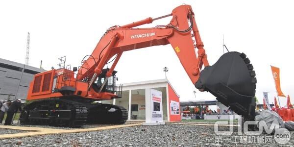 日立建机EX1200-6BH矿用挖掘机