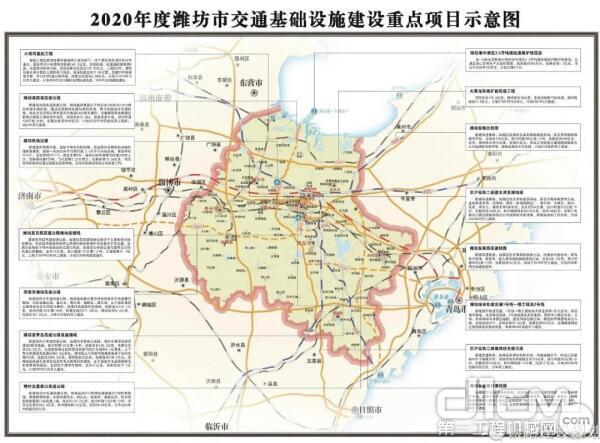 潍坊铁路重点工作计划