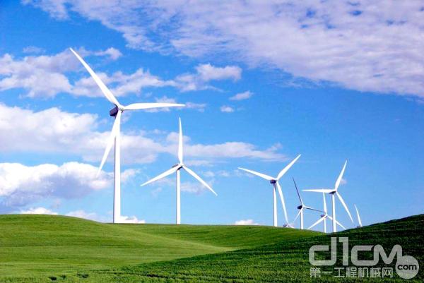 风电、光伏助力行业发展