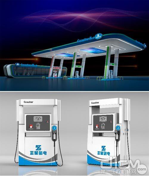 正星氢电的整站解决方案