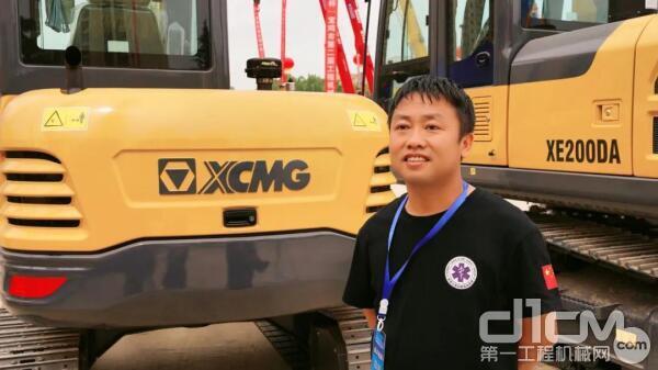 大赛协办单位宝鸡市工程机械应急救援大队队长李宝钢