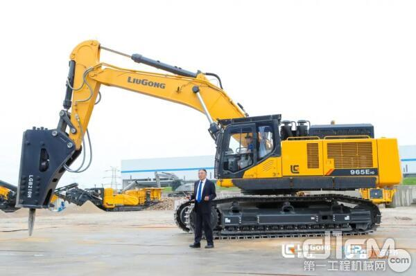 965E HD挖掘机