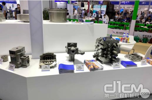 重磅推出的创新产品:液力变矩器转子、定子与大吨位挖机整体式多路阀阀体