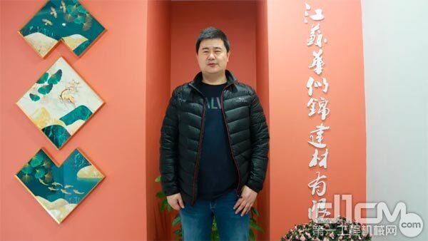瑞江罐车用户采访