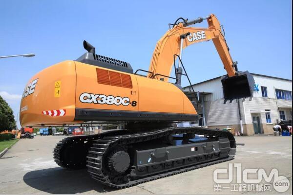凯斯CX380C-8挖掘机