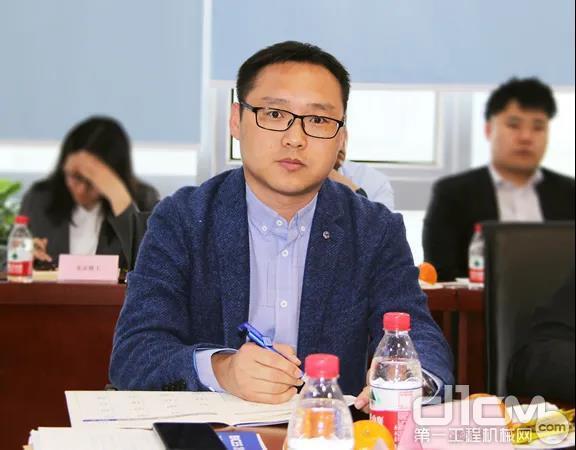 众能联合数字技术有限公司大区总监郑艳伟