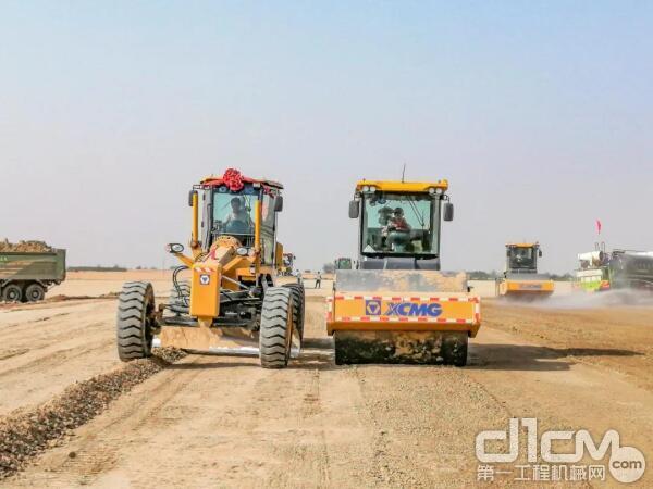 徐工成套化道路机械设备