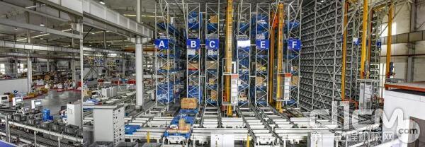 集团智能仓储系统
