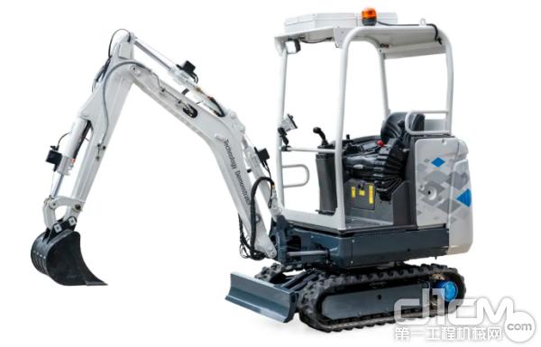 ◆ 德纳TM4产品可应用于电动挖掘机