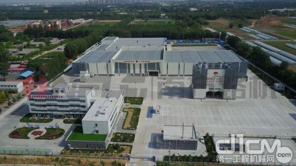 南方路机建筑垃圾资源化处理解决方案落地北京大兴
