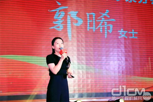 中国预拌砂浆协会秘书长郭晞分享行业现状