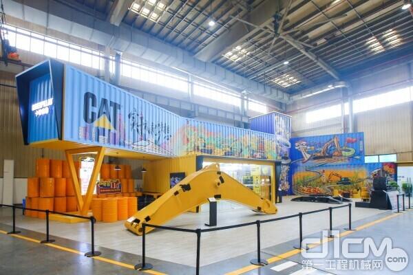 卡特彼勒徐州工厂对外传递的是实干精神,也是对于不断追求卓越制造的精益求精