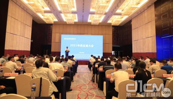 中建八局装饰公司2021年供应商大会