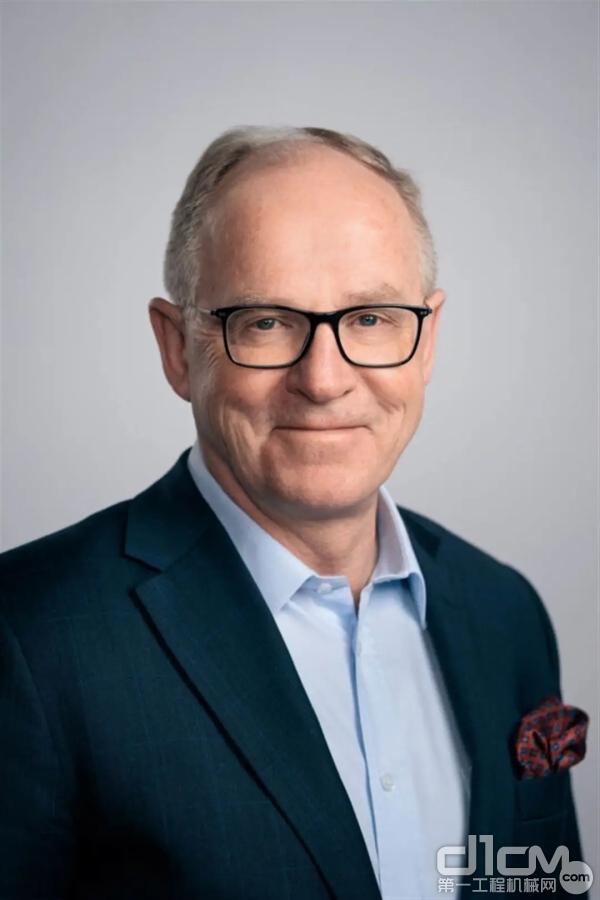 美卓奥图泰公司总裁兼首席执行官Pekka Vauramo