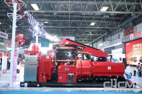 6000型电驱压裂橇