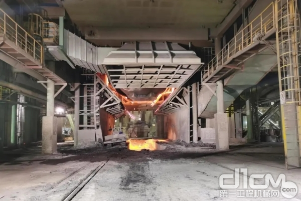 极其恶劣的炉底环境
