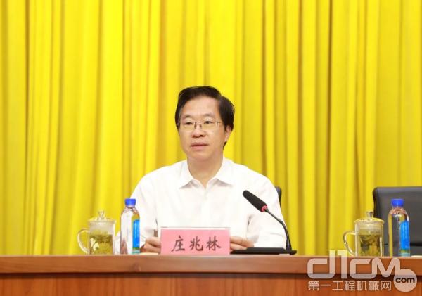 徐州市长庄兆林走进徐工消防