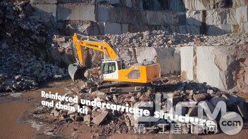 利勃海尔R945挖掘机