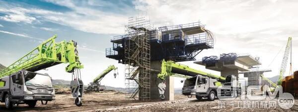 中联重科工程起重机分公司承担制定两项国家规范