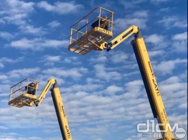 移动式高空作业平台