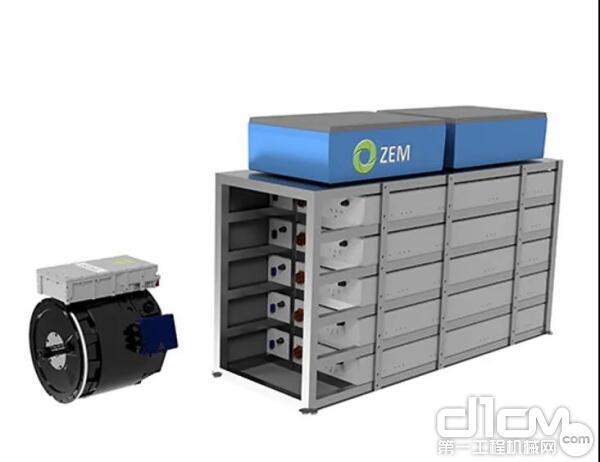 沃尔沃遍达收购船用电池系统先驱 ZEM AS 的多数股权