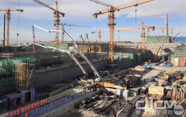 徐工混凝土机械强势入驻酒泉卫星发射中心,为航天事业贡献中国制造力量!