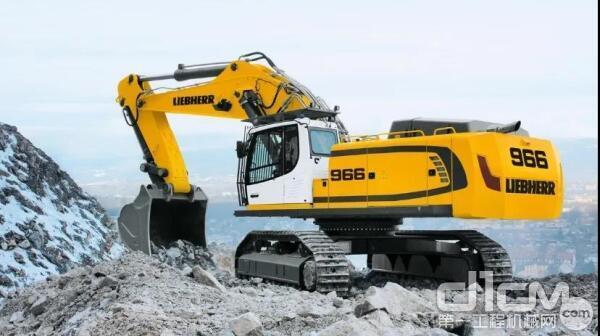 利勃海尔R966
