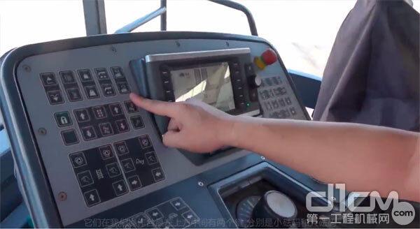 戴纳派克SD摊铺机的加载/减载功能介绍