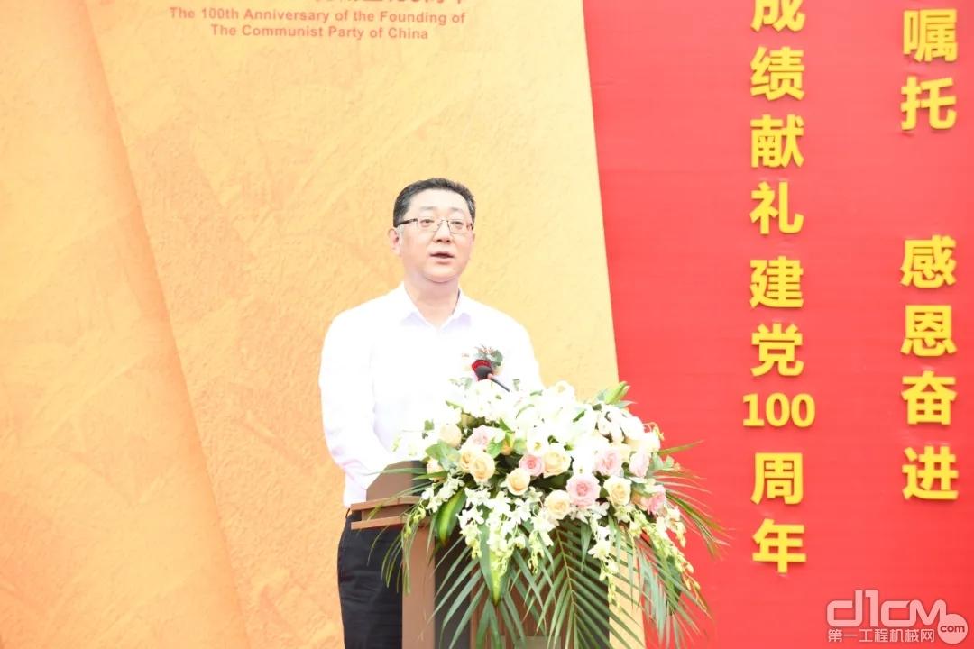 柳州市市长张壮