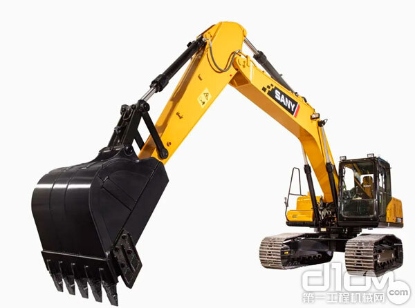 三一SY205DPC挖掘机