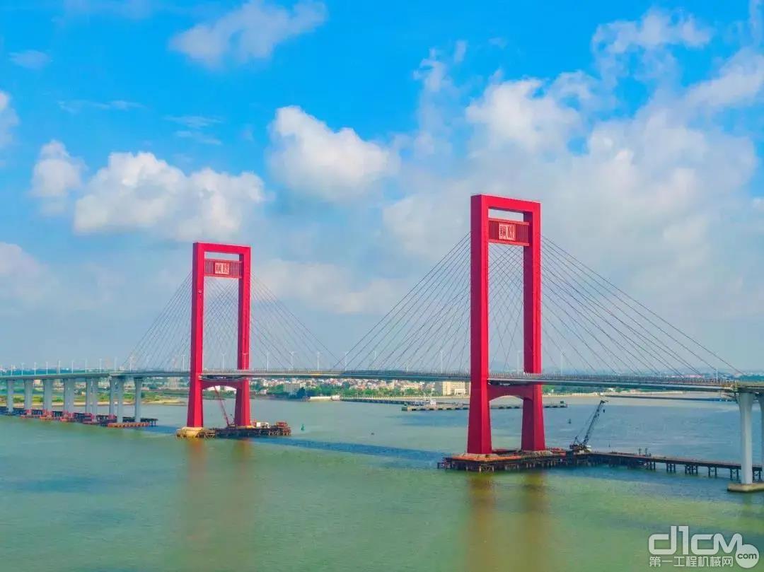 广东调顺跨海大桥