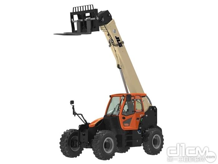 轮式装载机的替代品?捷尔杰推出公司最大容量伸缩臂叉装机