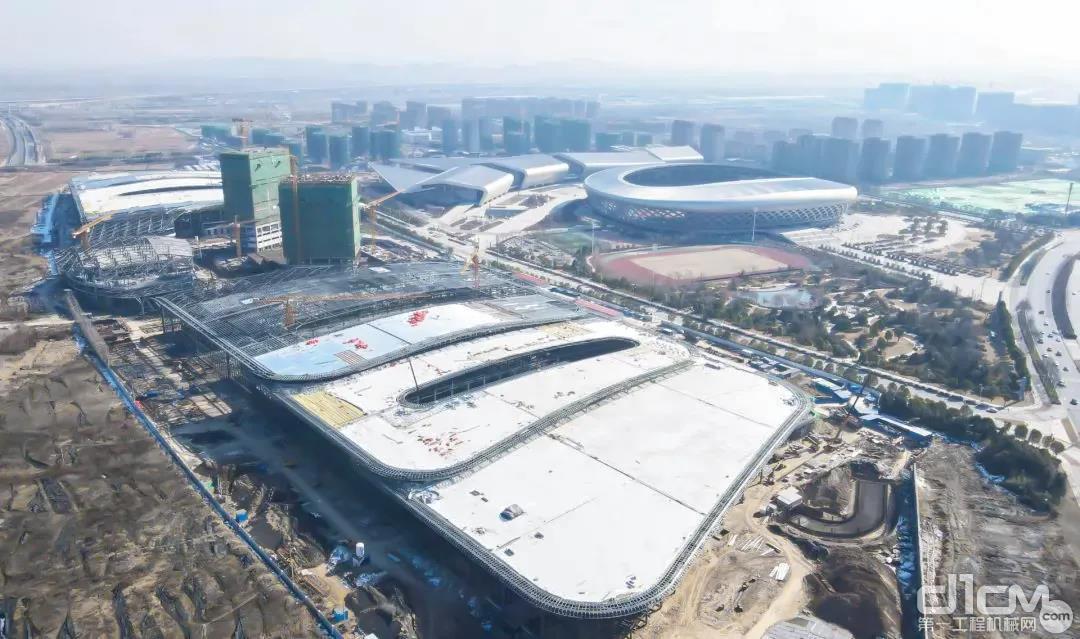 江苏第一国际会展中心