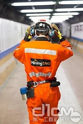 Mining Tag开发和实施基于传感器的解决方案,以实现采矿作业的监控、自动化和流程改进。