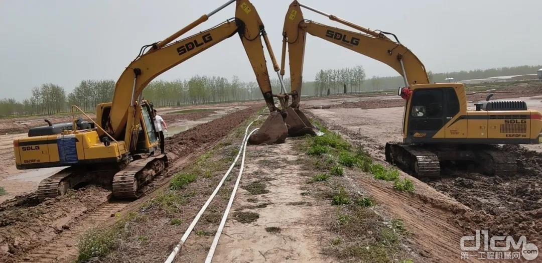 山东临工E6210F HD<a href=http://product.d1cm.com/wajueji/ target=_blank>挖掘机</a>
