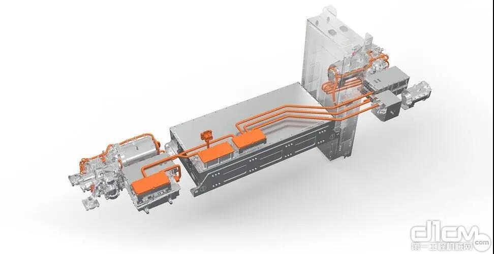 沃尔沃遍达开始为世界第一批电动消防车生产电动传动系统