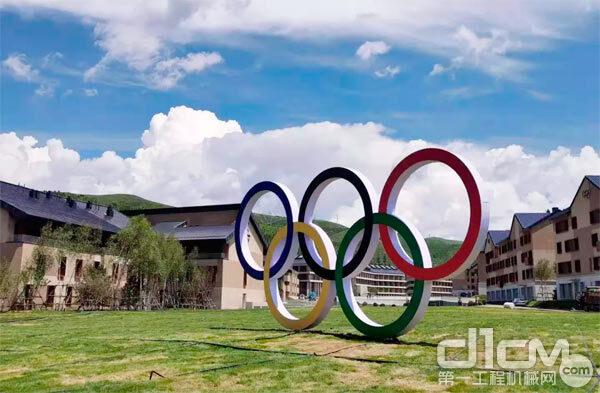 北京冬奥会张家口奥运村