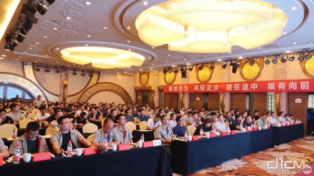 中集凌宇营销系统2021年上半年工作总结会在洛阳召开